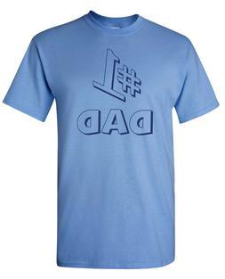 #1 DAD T-shirt - Gift Morty Seinfeld Kramer Contanza Funny F