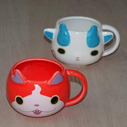 1 PCS Cute cat monster watch ceramic creative cartoon <font>