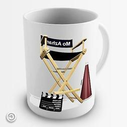 11 OZ Funny Mugs For Women Personalised Directors Chair Retr