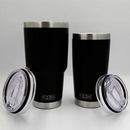 12/20/30OZ Tumbler Insulated Cup Stainless Steel Coffee Mug