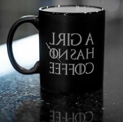 12oz. Coffee Mug - Thats What I Do I Drink and I know things