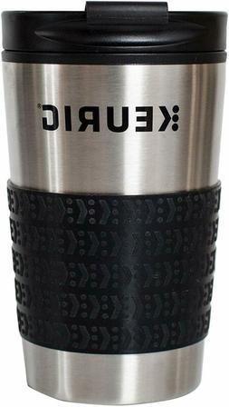 Keurig 12Oz Stainless Steel Insulated Coffee Travel Mug, Fit