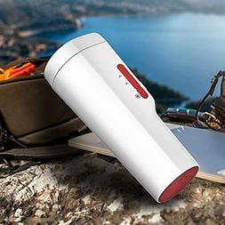 12V Smart Travel Coffee Mug Warmer for Car Shelf Heating cup