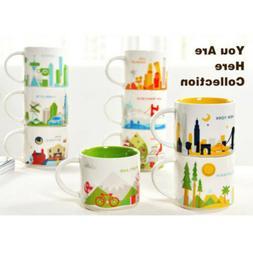 14oz Coffee Mug Global Idol City Collector Series Mugs You A
