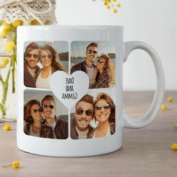 11oz Personalized Coffee Mug/Best Custom Father's Day Phot