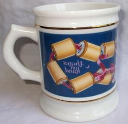 1984 Franklin Porcelain Corner Store Mug - Clark's Thread