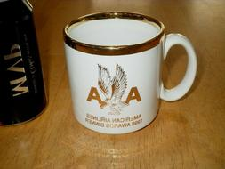 AMERICAN AIRLINES #1998 AWARDS DINNER  Ceramic Coffee Mug