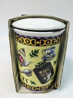 The Chatsford 1998 Bone China Infuser Mug New In Original Sl