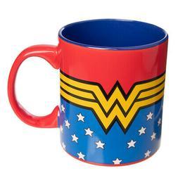 1pk or 3pk DC Comics Wonder Woman Mug, Wonder Women Coffee C