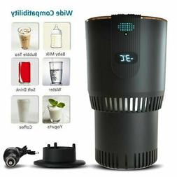 2-In-1 Smart Car Cup Warmer and Cooler 12V Electric Coffee W