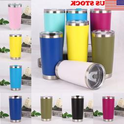 20 oz stainless steel vacuum tumbler insulated