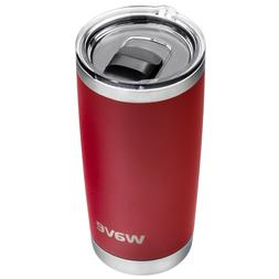 20 oz Travel Tumbler w magnetic lid - Insulated Cup - Stainl