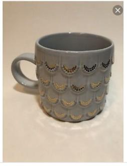 Starbucks 2016 Anniversary Collection Coffee Mug gray Mermai