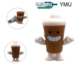 2018 new cartoon bottle <font><b>coffee</b></font> <font><b>