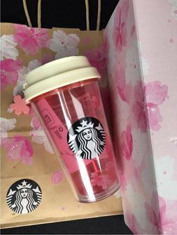 Starbucks 2019 Sakura Japan Limited Charm Tumbler Water Bott