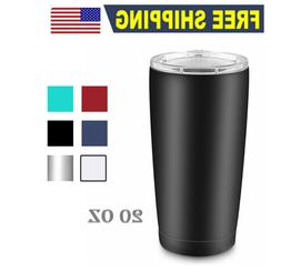 20OZ Stainless Steel Tumbler Double Wall Vacuum Insulated Tr