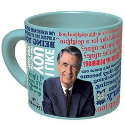 The Unemployed Philosophers Guild 2321Z Mister Rogers Mug