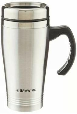 Uniware 2411  Stainless Steel Travel Coffee Mug