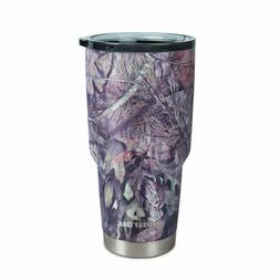 30 Oz. Vacuum Insulated Tumbler Cup Travel Coffee Mug Camouf