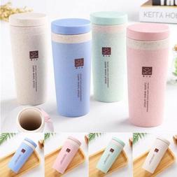 300ml Thermos Vacuum Cup Travel Outdoor School <font><b>Coff