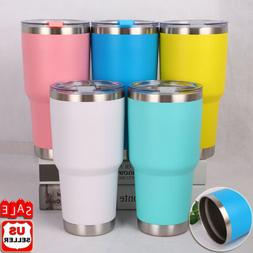 30oz stainless steel tumbler vacuum double wall