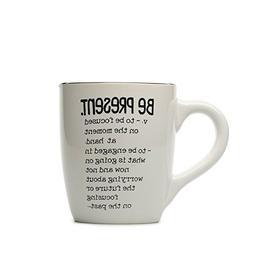 Tara Reed 31940 Be Present Definition 25 oz Jumbo Mug