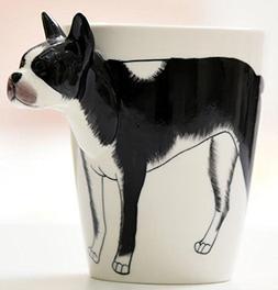 3D Hand-painted Ceramic Coffee Mugs,Milk Cups -NEWCOM