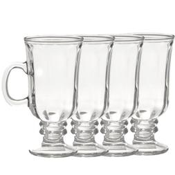 Style Setter Glass Irish Coffee Mugs Glasses Kitchen Glass