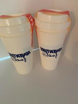 2 sets17oz Travel Coffee Cup/Mug Reusable, Dishwasher & Micr