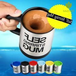 400ml Mugs Automatic Electric Lazy Self Stirring Mug Cup Cof