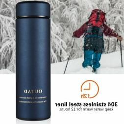 500ml Vacuum Insulated Stainless Steel Coffee Travel Thermos