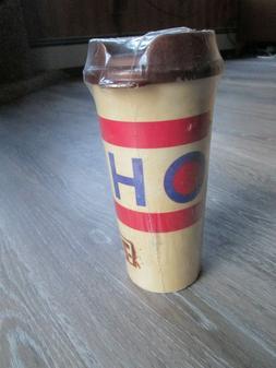7 Eleven Plastic Coffee Mug Cup Ohio New Old Stock 7 11 Tan