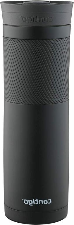 24oz stainless steel coffee travel mug cup