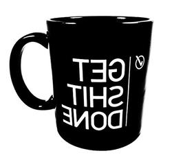 Alpha Novelties Get Shit Done Coffee Mug