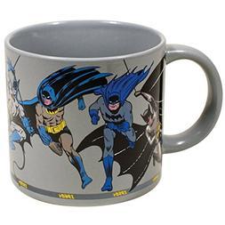 Batman Through the Years Coffee Mug - DC Comics Officially L