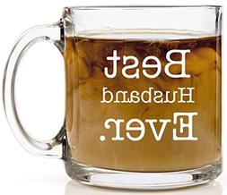 """Best Husband Ever"" Personalized Coffee Mug, Funny Mugs"
