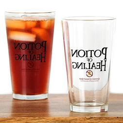 CafePress - Potion Of Healing - - Pint Glass, 16 oz. Drinkin