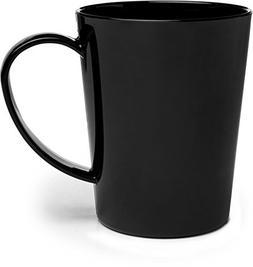 Carlisle 4306803 Break-Resistant Tritan Coffee Mug, BPA Free