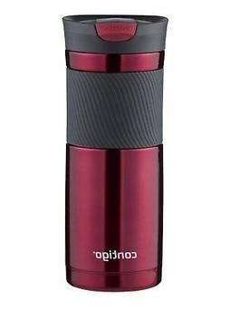 Contigo SnapSeal Vacuum Insulated Stainless Steel Travel Mug