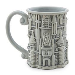Disney - Sculptured Cinderella Castle Mug - Walt Disney Worl