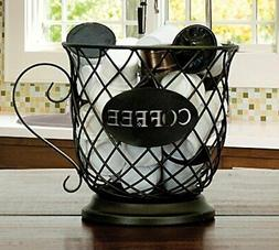 Kup Keeper Coffee & Espresso Pod Holder, Coffee Mug Storage