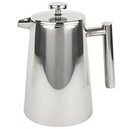 Stainless Steel French Press Coffee Tea Maker 34 oz Ardito C
