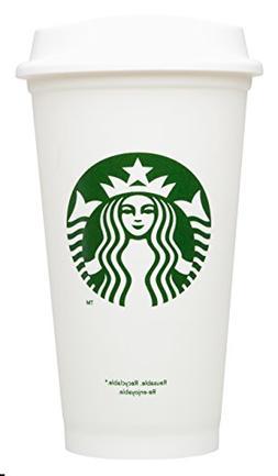 Starbucks Double Wall Ceramic Traveler, 12 fl oz