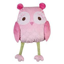 adalyn owl shaped pillow