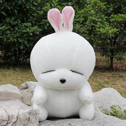 25cm Adorable Mashimaro Doll Bunny Plush Toy Soft Stuffed An