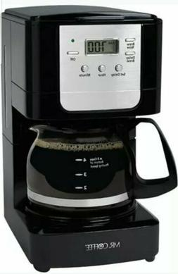 Mr. Coffee® Advanced Brew Coffee Maker Black