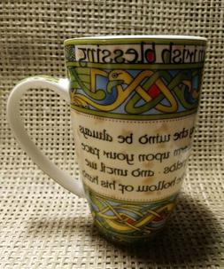 An Irish Blessing Clara Irish Weave Bone China Coffee Tea Ta