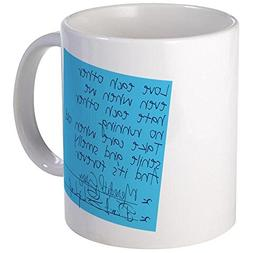 "11 ounce Mug - Grey's Anatomy: Post It Mug - S White """