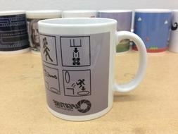 Aperture Science Coffee Mug