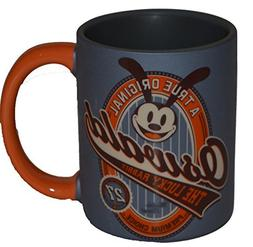 Authentic Disney Oswald the Lucky Rabbit Coffee Mug - A True